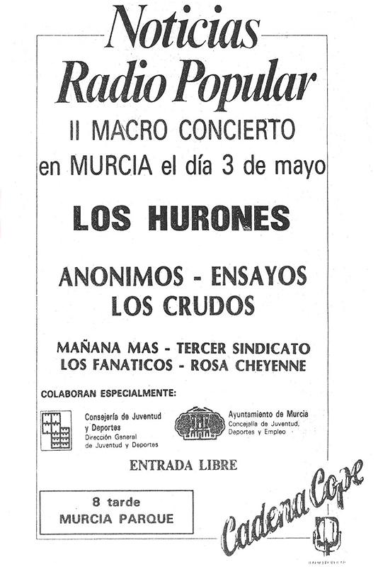 1991.05.03 – La Verdad – Cartel